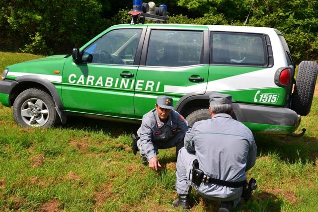 San Vito Chietino: sequestrati due pozzi fognari