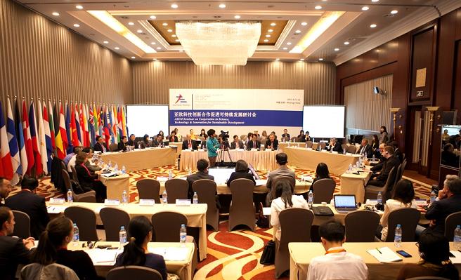 L'Ud'A per la prima volta al China Italy Science Technology