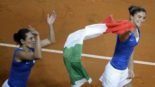 Tennis Fed Cup – Chieti si tinge d'azzurro