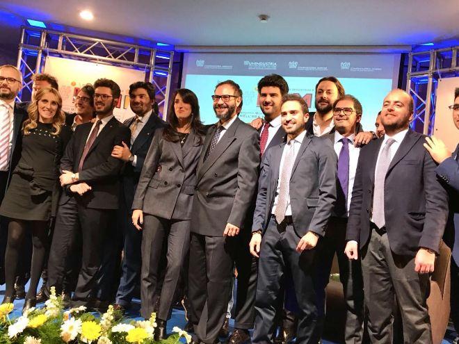 Abruzzo: Giovani imprenditori e l'industria del futuro