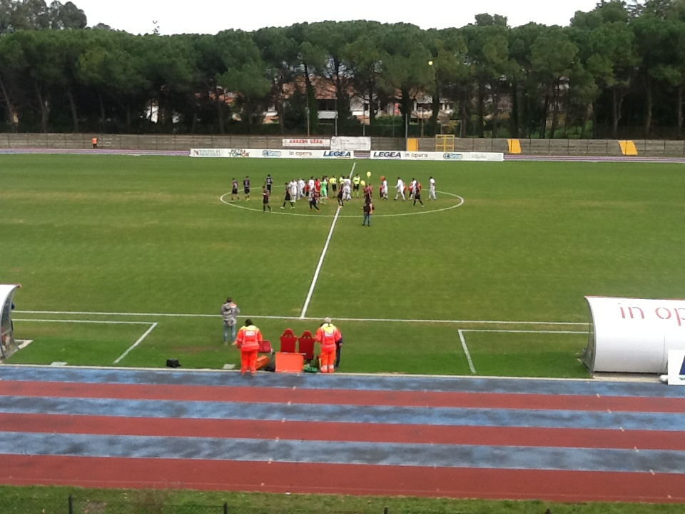 Serie D – Francavilla Vastese, 1-1