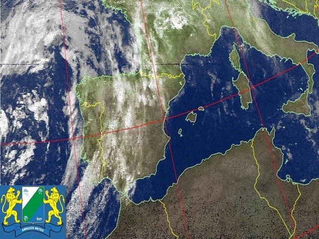 Previsioni meteo Abruzzo giovedì 2 Novembre