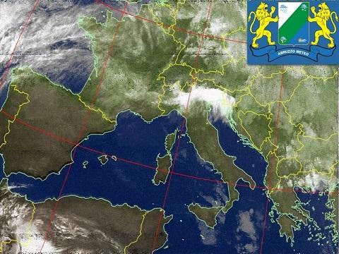 Previsioni meteo Abruzzo mercoledì 22 Novembre