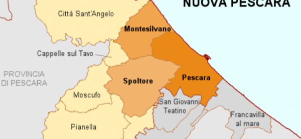 """Nuova Pescara capoluogo economico del medio Adriatico"""