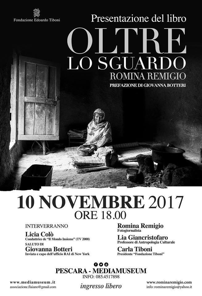 """Pescara: """"Oltre lo sguardo"""" al Mediamuseum"""
