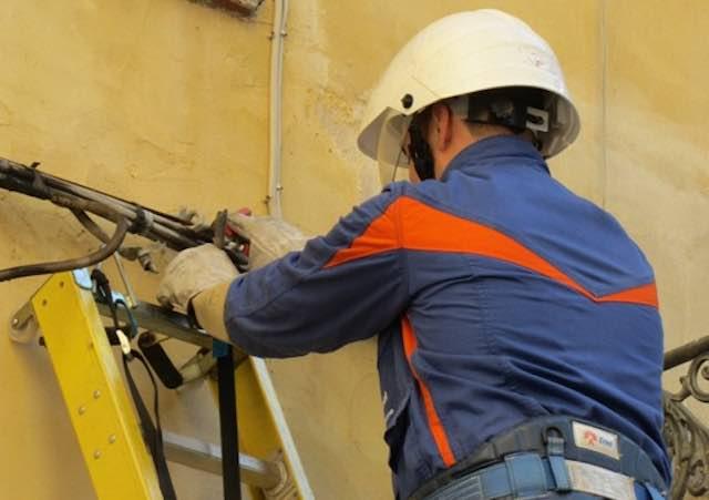 L'Aquila, interruzione energia elettrica martedì 28 Novembre