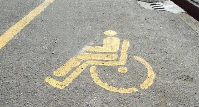 Fresagrandinaria: parcheggi per disabili con disco orario