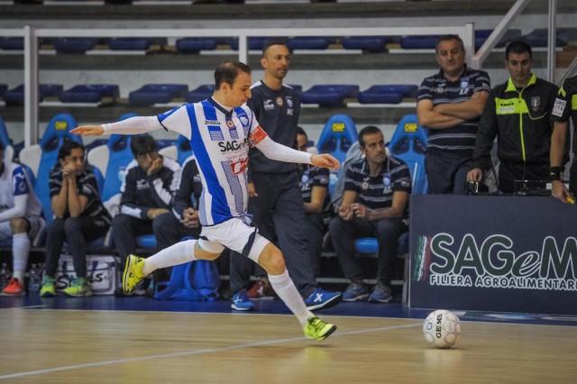Calcio a 5 – Pescara, anticipo vincente