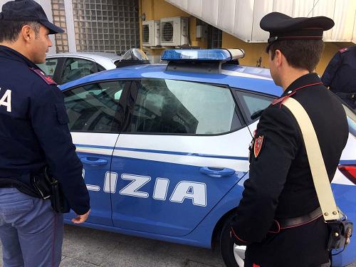 Pescara, il bilancio dei reati del 2017