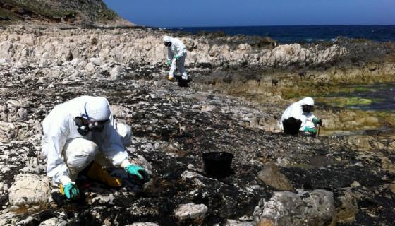 Progetto Neptune in Abruzzo: volontari anti-petrolio sulla costa