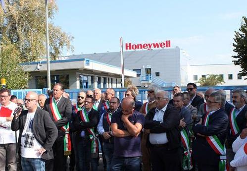 """Honeywell, oggi incontro a Roma. Lolli: """"Non sono ottimista"""""""