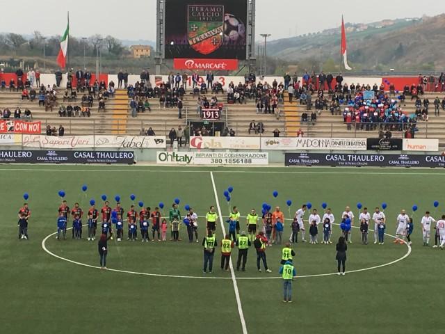 Serie C – Teramo, stasera il monday night