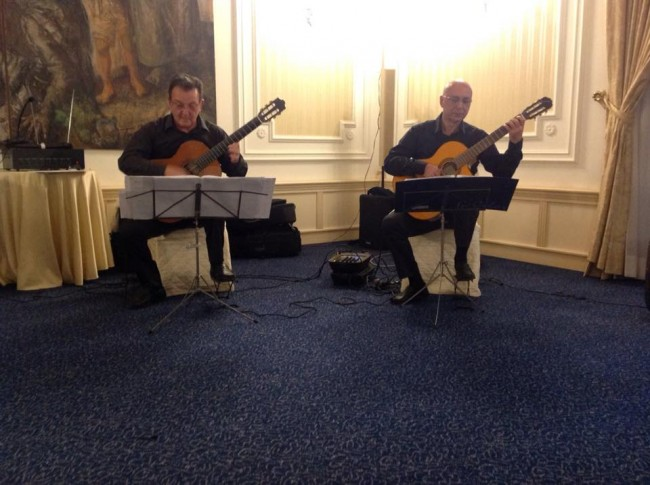 Guardiagrele: The Lighthouse Guitar Duo in concerto
