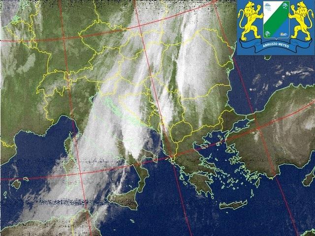 Meteo, la situazione ad Ascoli e nelle Marche per Giovedì 14 Dicembre