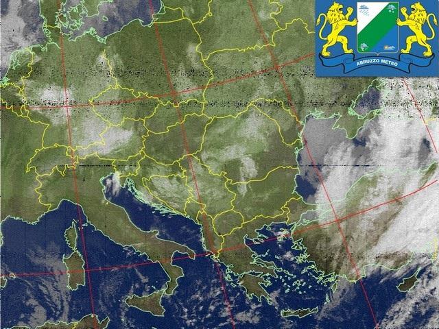 Previsioni meteo Abruzzo martedì 5 dicembre