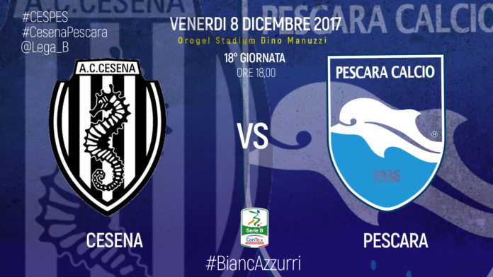 Cesena Pescara, Zeman ne convoca 20