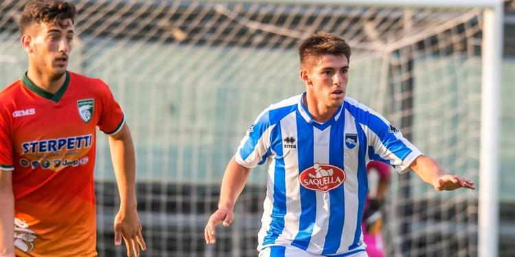 Pescara calcio, Elizalde dal 1′ ?