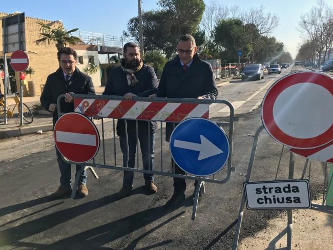 Pescara sud: conclusi lavori anti allagamento