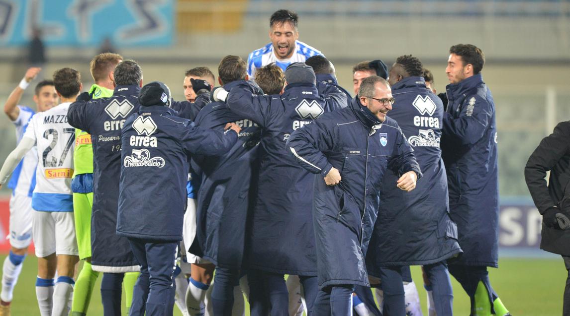 Calciomercato Pescara, si stringe per Falco