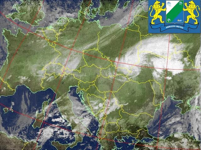 Previsioni meteo Abruzzo Lunedì 4 Dicembre