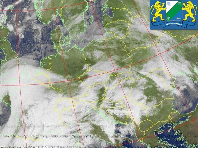 Previsioni meteo Abruzzo Lunedì 11 Dicembre