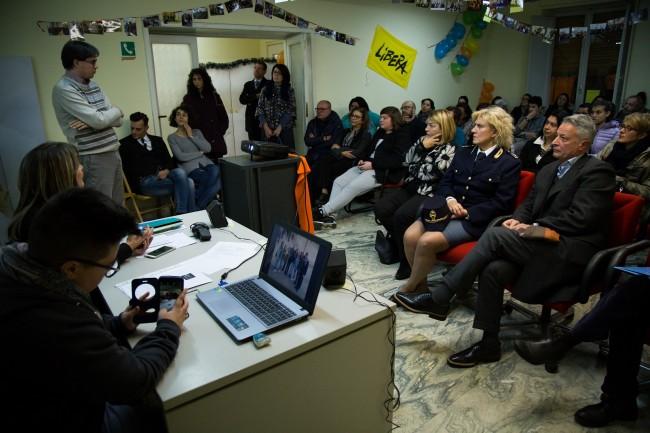 """Chieti: aperta sede dell'associazione  """"Libera"""""""