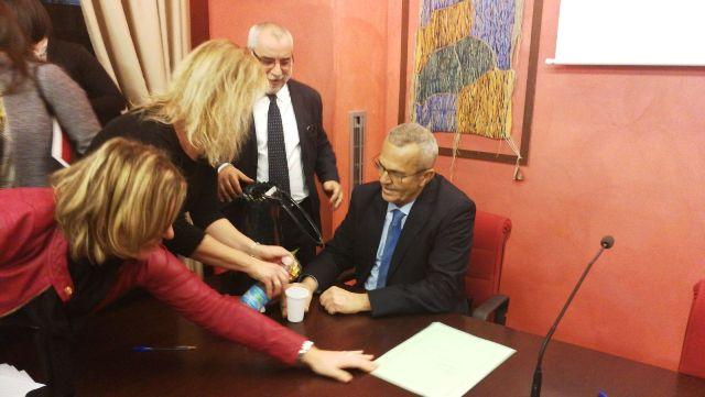 E' nata la CCIAA Chieti Pescara: Becci eletto presidente
