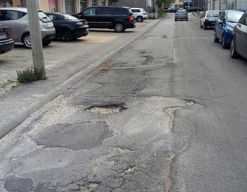 M5S Montesilvano su ritardi manutenzione strade