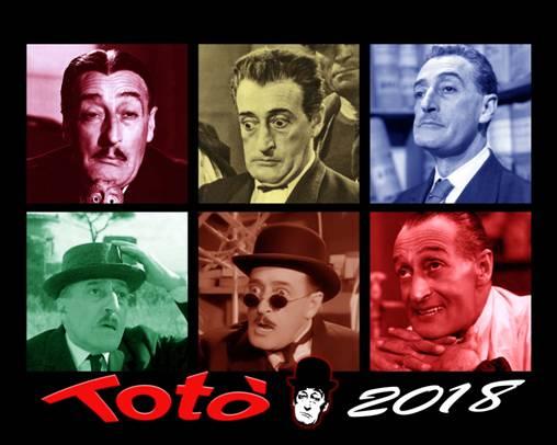 Pescara: il calendario di Totò per il 2018