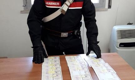 Montesilvano, recuperate dai Carabinieri carte di identità rubate