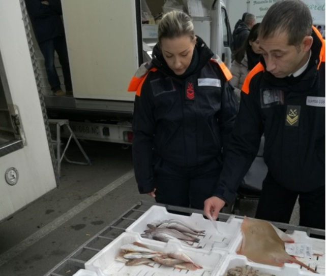 """""""Dirty market"""", operazione per il pesce sicuro a Capodanno"""