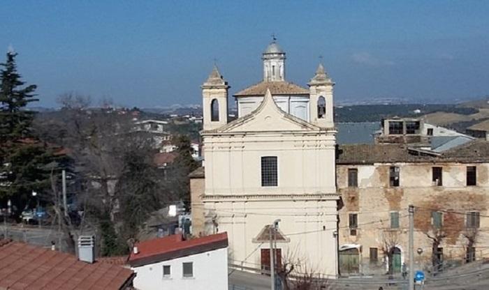 Ladri sacrileghi nel Convento di Pianella