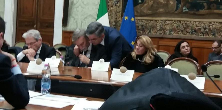 FSC Abruzzo: D'Alfonso e De Vincenti, confronto in cabina regia