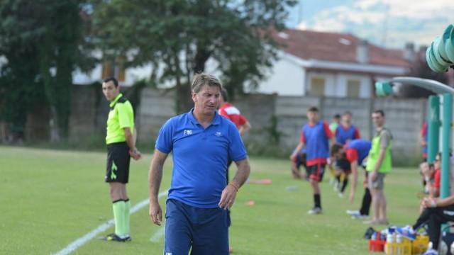 Serie D – San Nicolò: Montani nuovo tecnico
