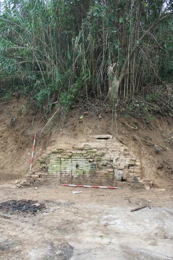 Pescara, Fonte Borea in stato di abbandono
