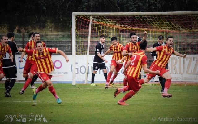 Serie D – Colpo Francavilla a Pesaro