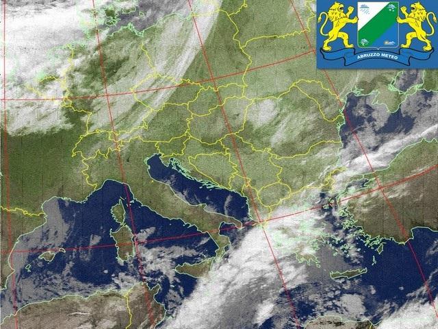 Previsioni meteo Abruzzo giovedì 21 Dicembre
