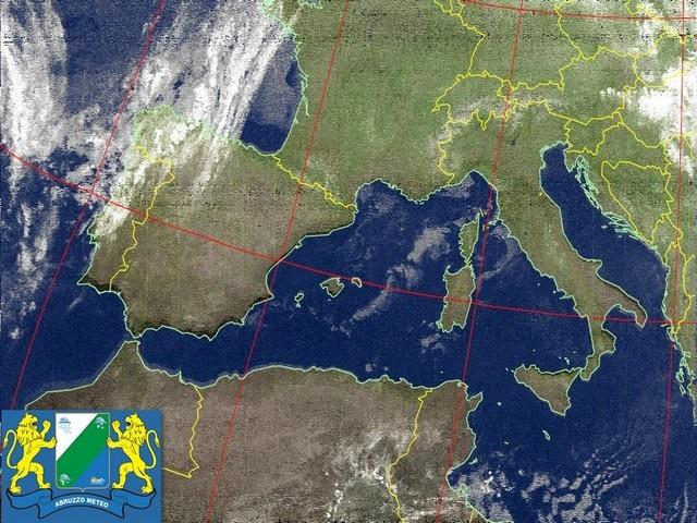 Previsioni meteo Abruzzo giovedì 7 Dicembre