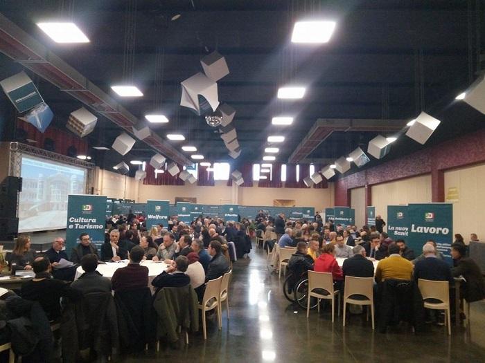 Atessa: conferenza PD #Abruzzo 2030