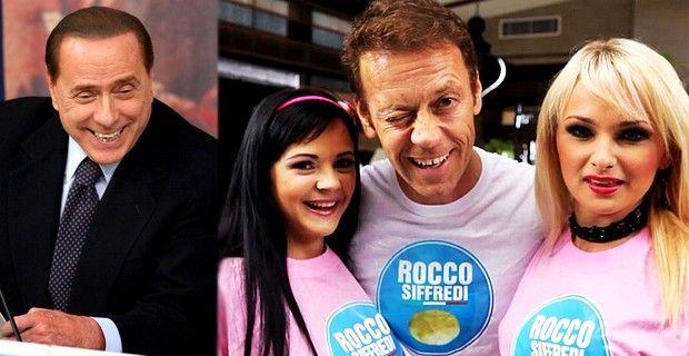 """Abruzzo, Rocco Siffredi: """"Pronto a candidarmi con Berlusconi"""""""