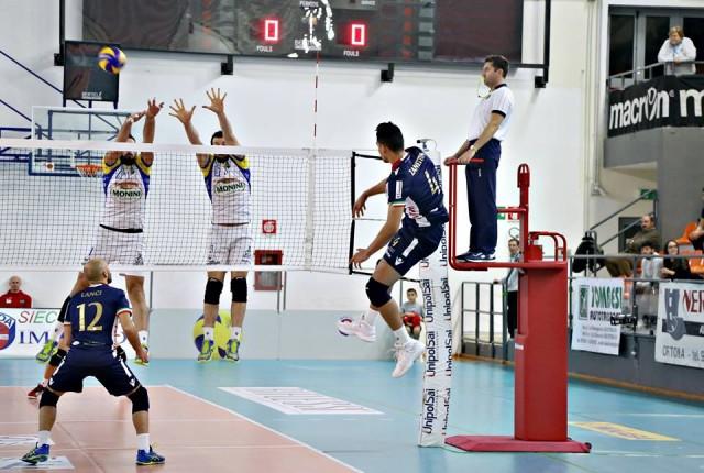 Volley A2 – Ortona si arrende a Cantù
