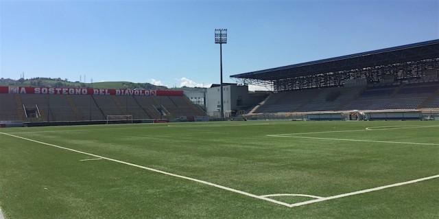 Serie C – Teramo, aspettando Mestre