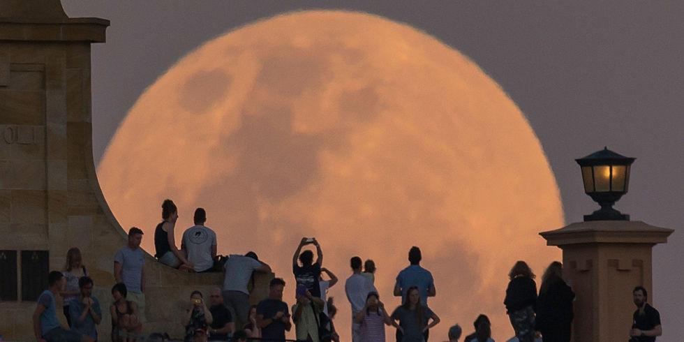 Astrofisica, è la notte della Super Luna