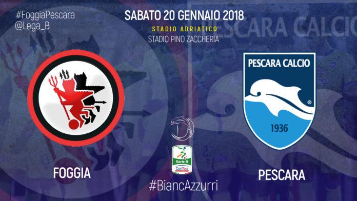 Foggia Pescara, info biglietti