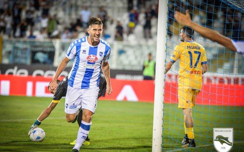 Calciomercato Pescara, due di A su Pettinari