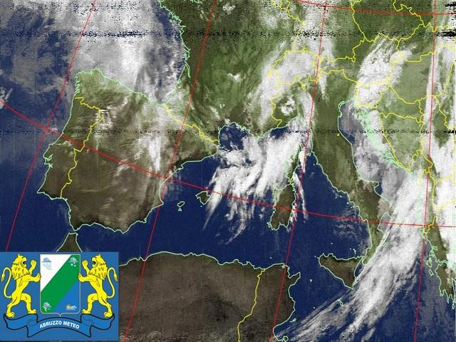 Previsioni meteo Abruzzo Martedì 2 Gennaio