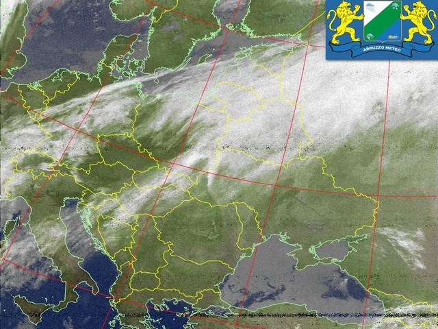 Previsioni meteo Abruzzo sabato 27 gennaio