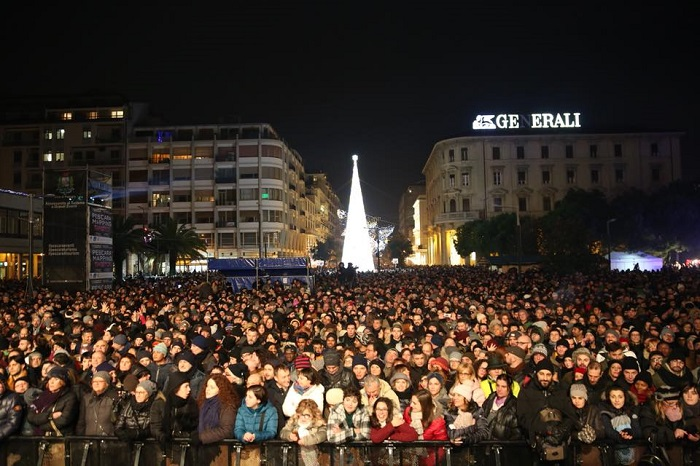Pescara: in 60 mila per Capossela ed Ermal Meta