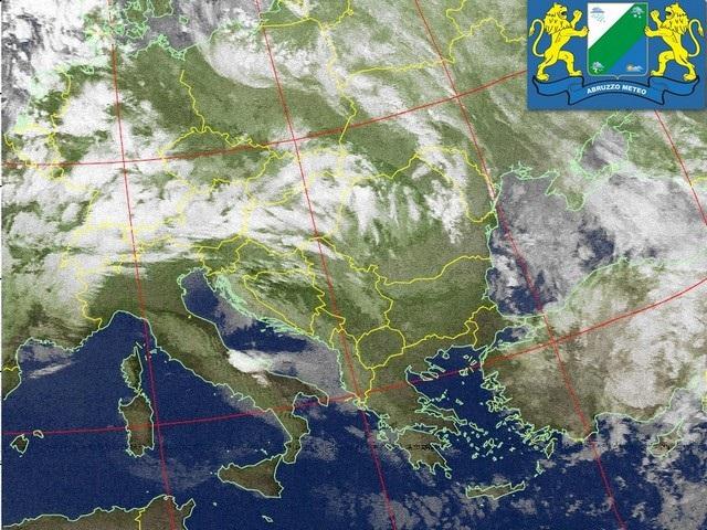 Meteo, la situazione ad Ascoli e nelle Marche per Giovedì 18 Gennaio