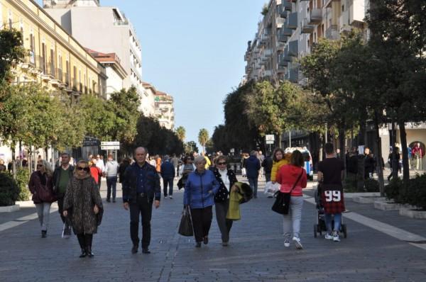 Pescara: saldi e urban shopping christmas edition